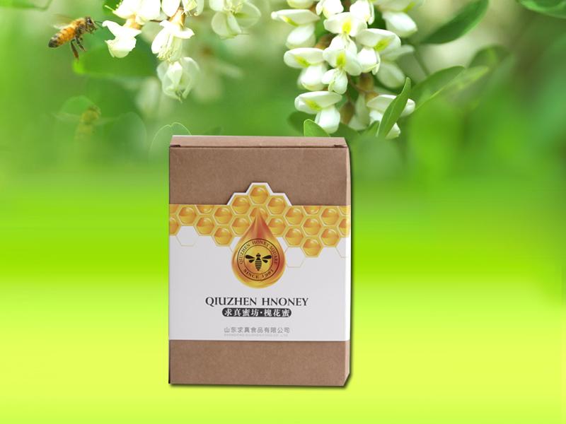成熟洋槐蜂蜜礼盒_潍坊具有口碑的蜂王浆厂家推荐