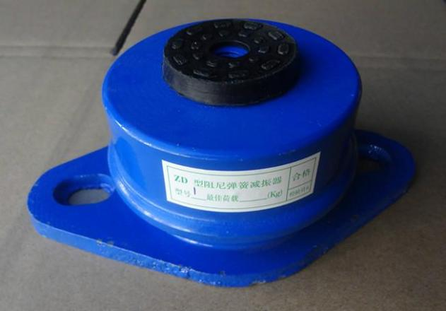 供应沧州品质好的水泵减震器-中国阻尼弹簧减震器