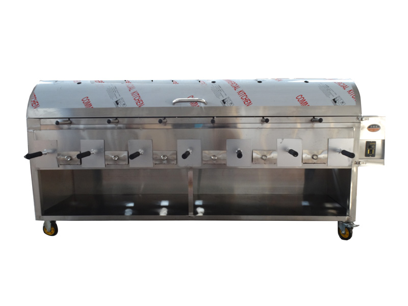 格潤廚房設備高質量的燒烤爐_北京烤羊腿爐