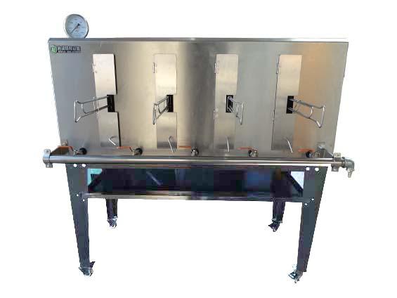格潤廚房設備_專業的烤魚爐提供商|無煙烤魚爐哪家好