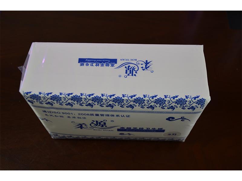 南通哪里可以定做方块卫生纸巾 3刀_方块纸代理商