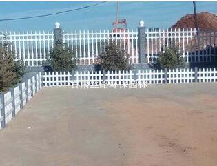 酒泉仿木柵欄廠家_來甘肅絲路園林景觀制品,買劃算的甘肅仿木柵欄