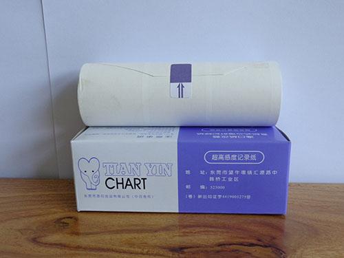 品牌好的记录纸厂家 沙田记录纸厂家