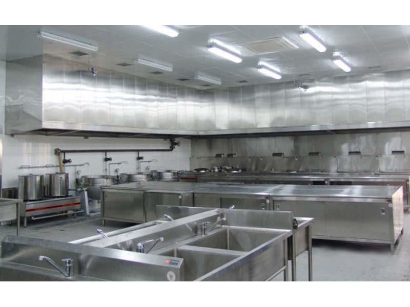 西宁厨房设备厂家_物超所值的烟罩甘肃鸿运供应