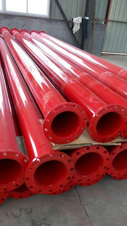 高质量的消防涂塑钢管聊城龙钢钢管供应-钢塑复合管型号