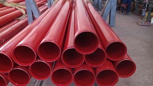 消防复合钢管标准,卓越的消防复合钢管厂家就是聊城龙钢钢管