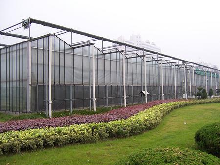 上海薄膜智能连栋温室-智能连栋温室厂家