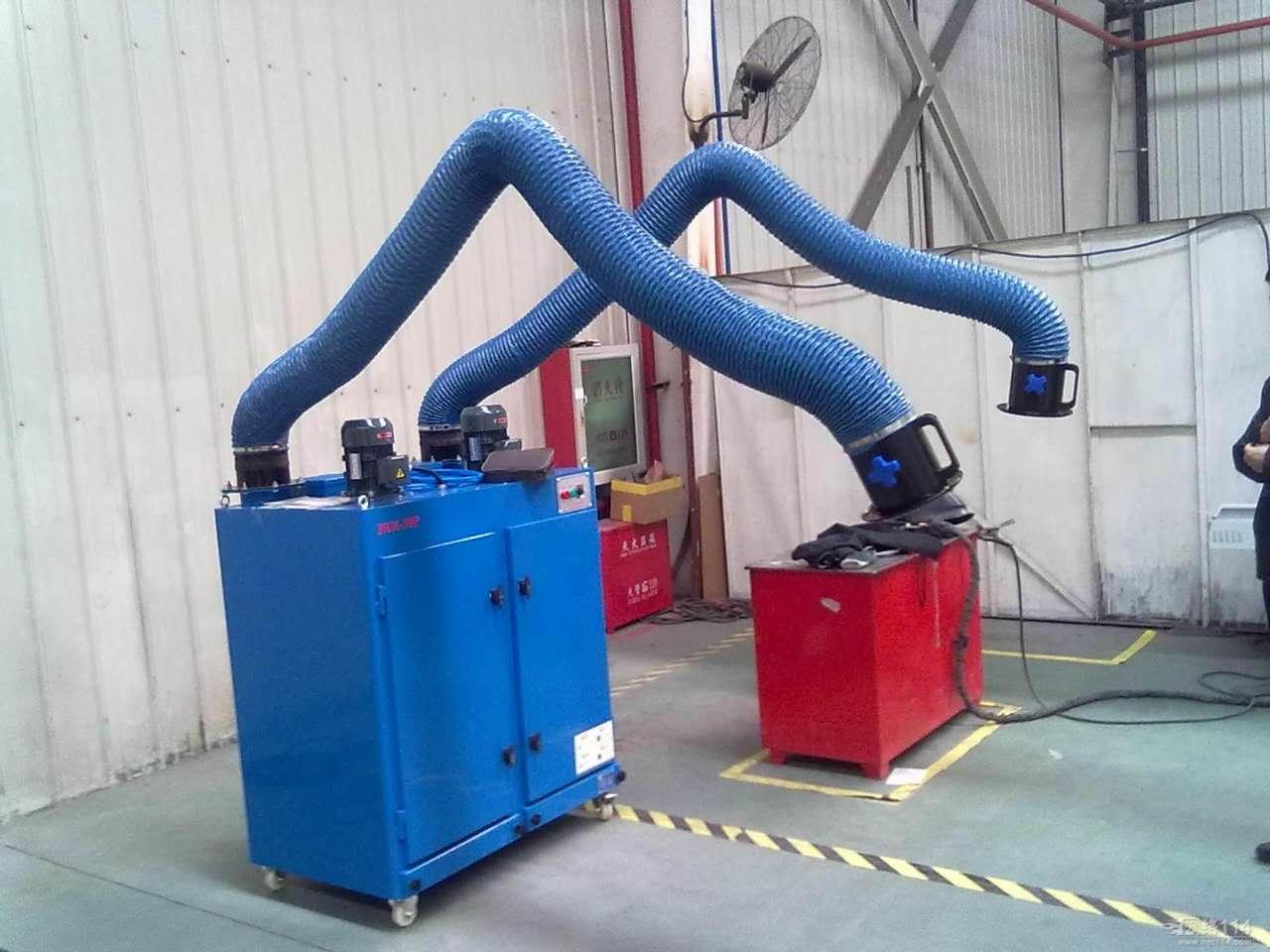 买焊烟净化器就选永达机械——焊烟除尘器生产厂家