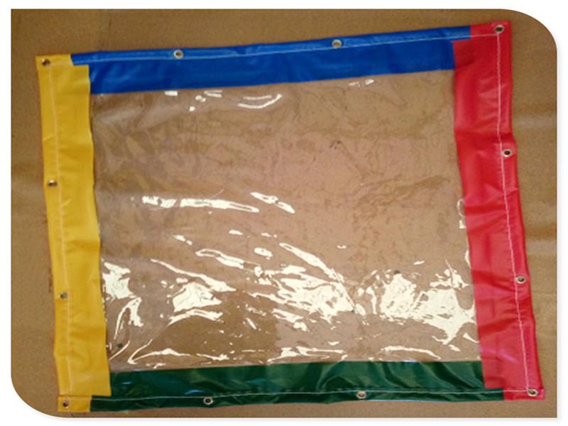 实惠的透明防雨布供销 出口透明防雨布