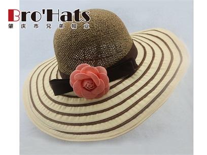拉菲帽定制-肇慶各類樣式騎車遮陽帽批發出售