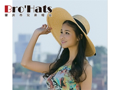 大檐帽厂家_肇庆价格实惠的骑车遮阳帽批发出售