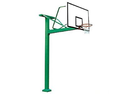 甘肅制作精巧的籃球架供應 白銀籃球架