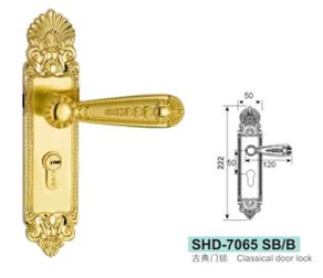 福乐门金属制品的机械门锁品质怎么样 十大品牌锁具