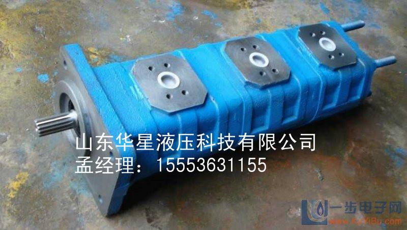 华星液压科技供应上等齿轮油泵_铲车齿轮油泵厂家