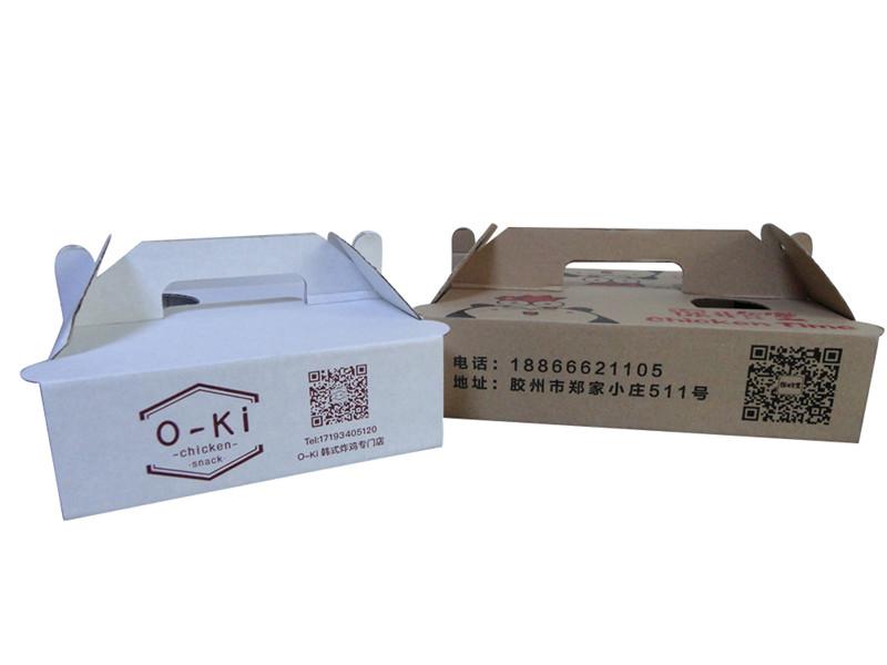大连哪里能买到质量过硬的大连炸鸡啤酒打包盒——纸盒包装设计