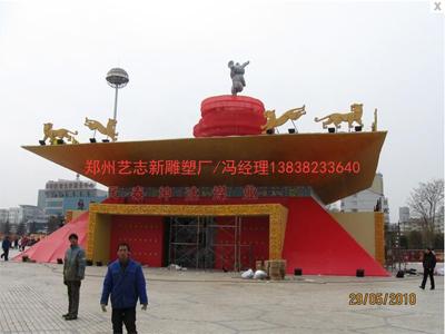 泡沫雕塑多少钱-郑州哪里可以做泡沫雕塑