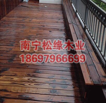 南宁碳化木品牌 出售南宁实用的碳化木