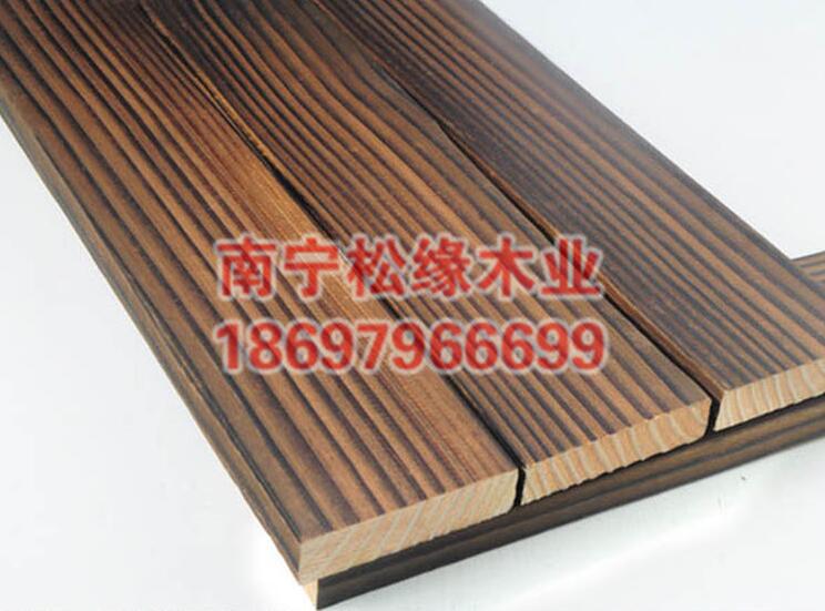 南宁优质的碳化木|南宁合格的碳化木