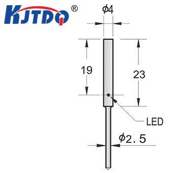 专业的KJT系列超小型接近开关 销量好的KJT系列超小型接近开关厂家批发