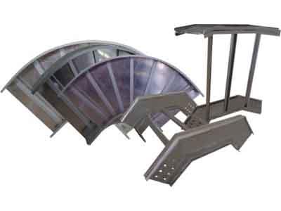 酒泉电缆桥架厂家-甘肃电缆桥架价格