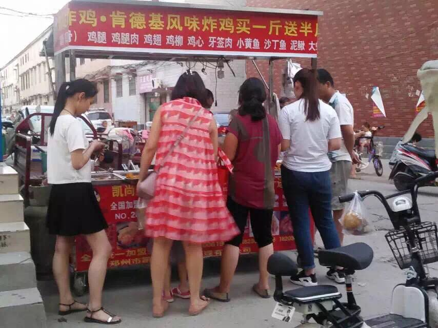 肯德基风味炸鸡培训当选郑州市凯尚达餐饮公司 脆皮炸鸡加盟总部外焦里嫩