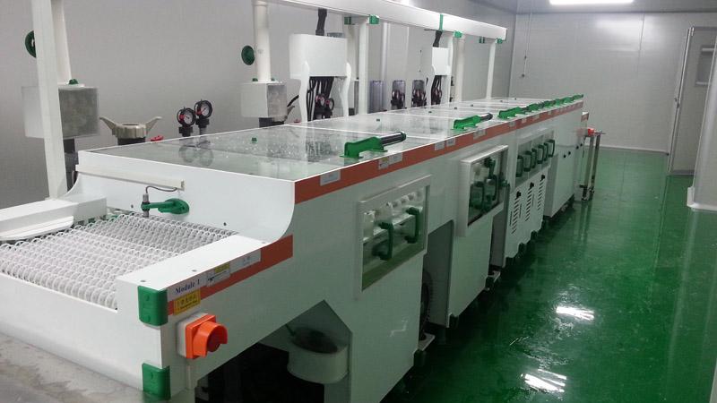 的平板玻璃清洗机维信达机械设备供应 视屏玻璃清洗设备