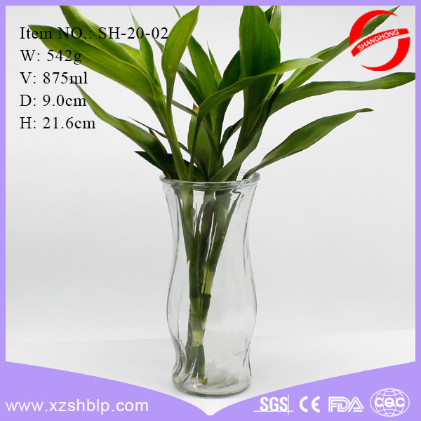 想购买优惠的花瓶优选上弘玻璃-新型花瓶
