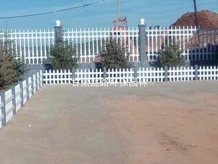 仿木栅栏厂家-甘肃有品质的仿木栅栏生产基地