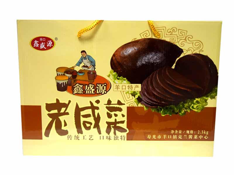 寿光羊口老咸菜-潍坊哪里有供应报价合理的羊口老咸菜