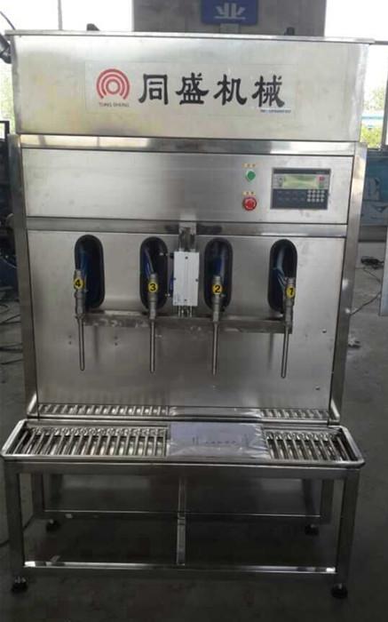白酒灌裝生產線批發商|口碑好的灌裝生產線當選同盛包裝機械
