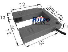 KJT-FU30A槽型光电传感器供应商哪家好 加盟KJT-FU30A槽型光电传感器