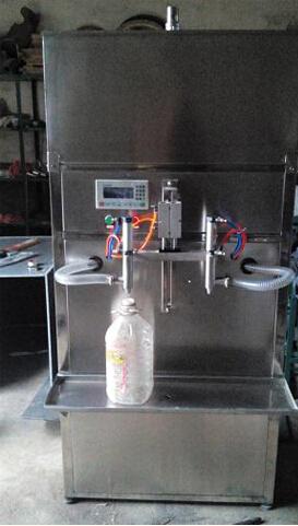食用油定量灌装机