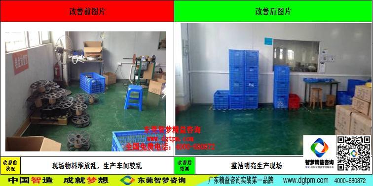 精益生产管理咨询5S管理咨询机构当选广东智梦精益咨询公司