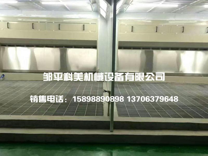 滨州品牌好的无泵水幕厂家|水帘喷漆房