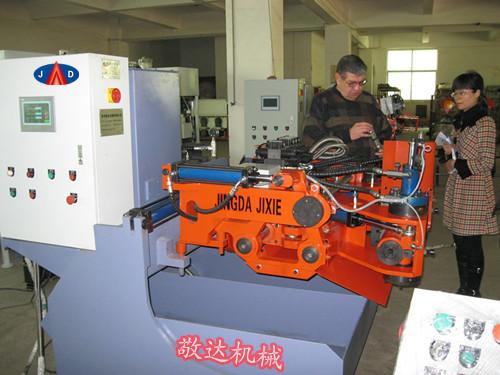 宁波铸造设备_敬隆机械公司重力铸造设备行情价格