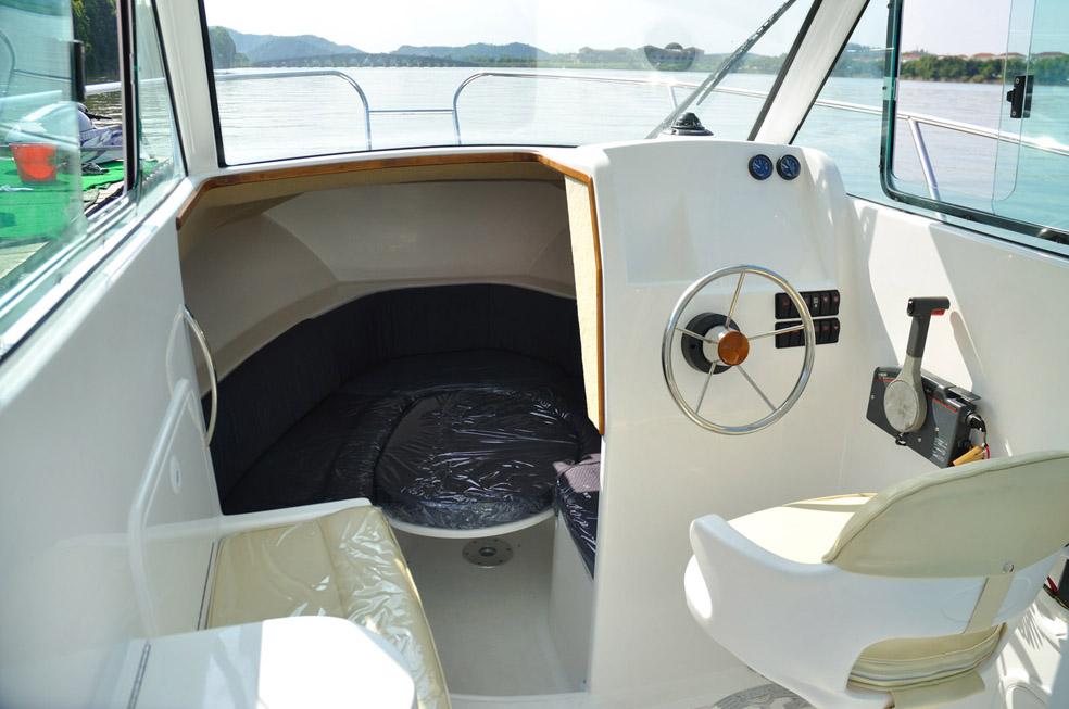 6.8米钓鱼艇价格行情|品牌好的oceania 21C钓鱼艇价位