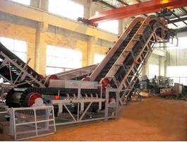 購置大傾角帶式輸送機就到春雷輸送-大傾角帶式輸送機廠家