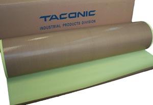 PTFE涂层玻璃织布胶布厂商|东莞华氟供应同行中优良的东莞PTFE涂层玻璃织布胶布