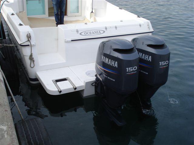 豪華釣魚艇_供應實惠的oceania 23CC釣魚艇