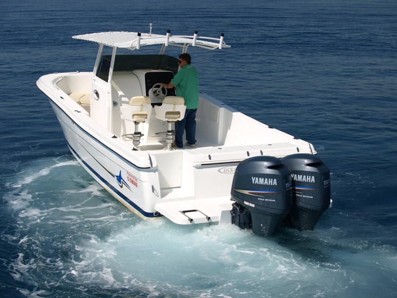 海钓必备品价格行情_买质量好的oceania 30CC钓鱼艇当然是到途达游艇了