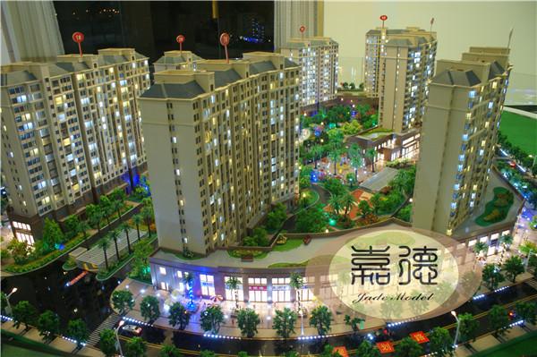 广西建筑模型设计-专业的沙盘模型制作