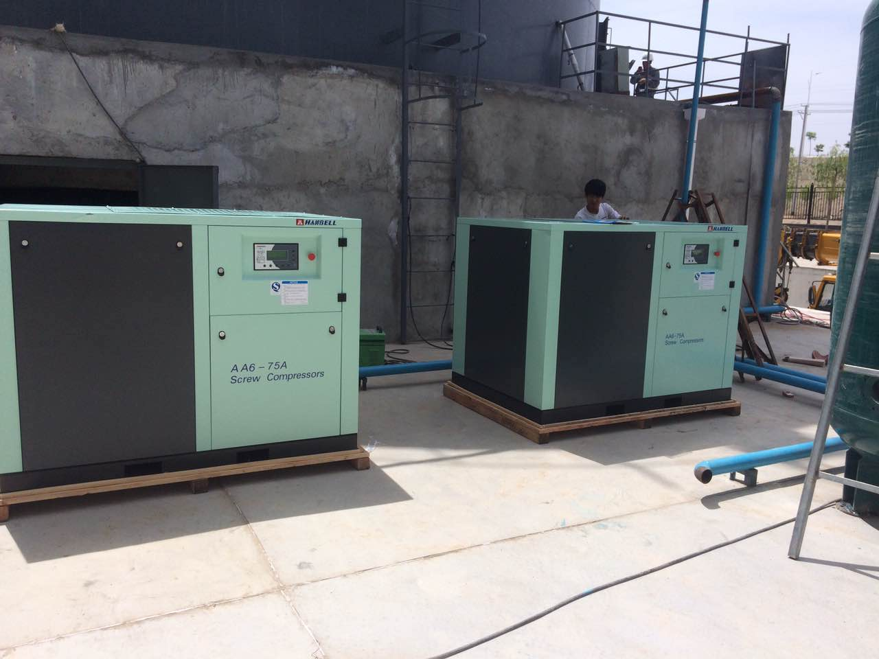乌海螺杆式空压机-天地祥和节能设备有限公司汉钟螺杆式空压机作用怎么样