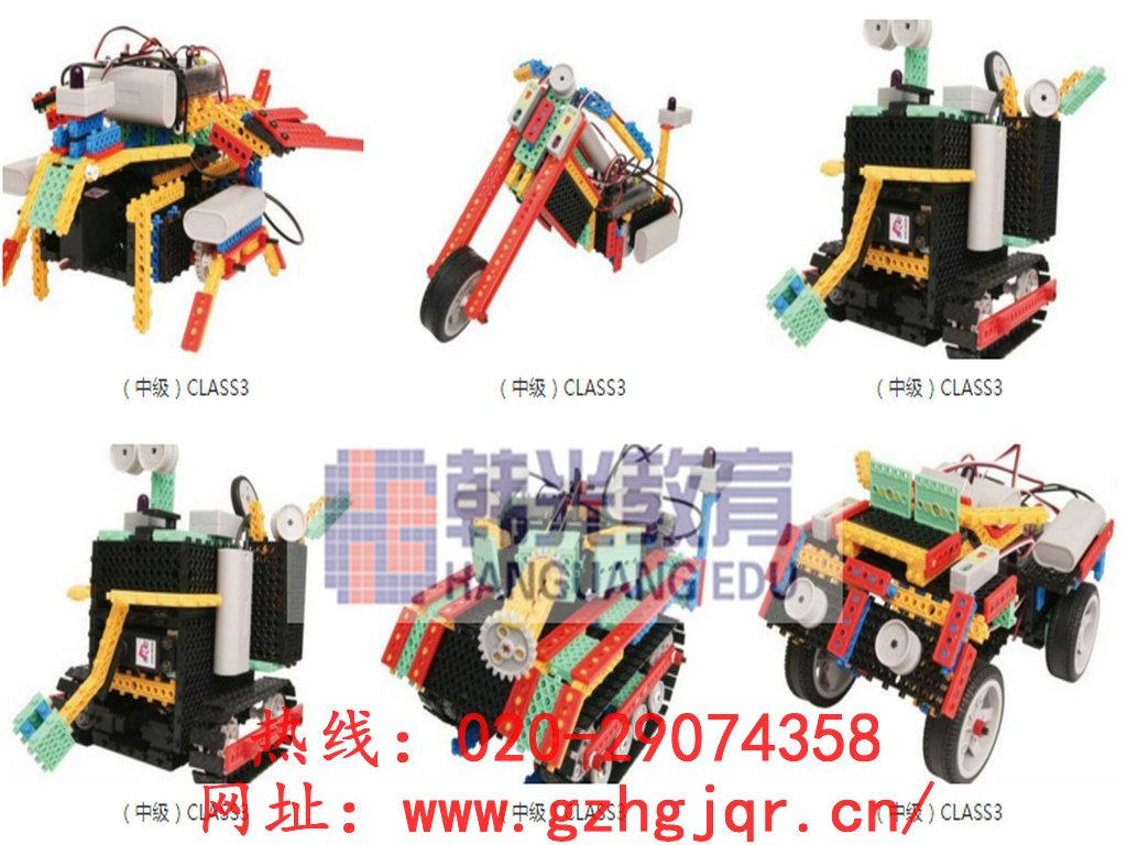 广州信誉好的机器人教育机构-机器人课程价位
