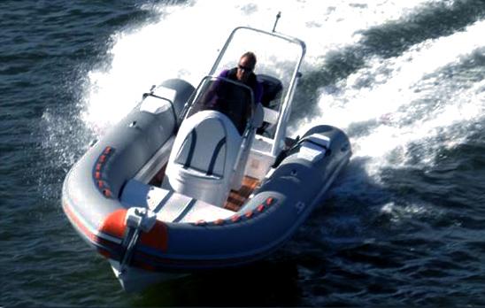 选好用的RIB635橡皮艇,就到途达游艇-湖南工作艇