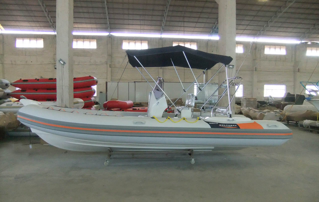 佛山品质好的RIB635橡皮艇推荐 工作艇价格行情
