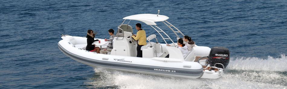 途达游艇-靠谱的RIB650休闲艇供应商 实惠的冲锋舟