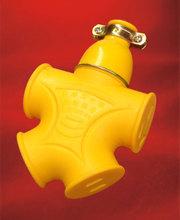 PVC硬质透明再生料_买良好的防爆防水地拖式排插座,就选东兴塑料