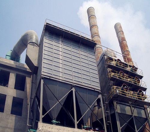 布袋收尘器厂家|双祥环保布袋除尘器生产厂