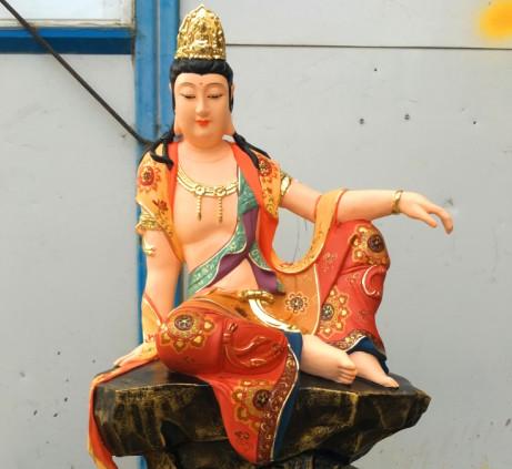 雕塑|特色的三十三观音菩萨定制寺庙佛像供应