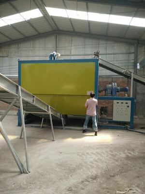 新型有机肥设备带动有机肥产业化的发展